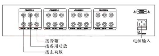 stk350 030功放电路图